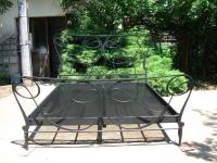 За мебелите от ковано желязо